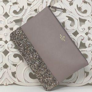 NWT Kate spade Gia cosmetic bag